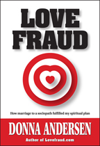 Love Fraud book cover
