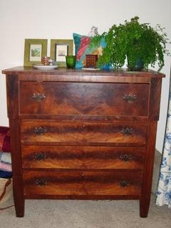 AlohaTraveler's new old dresser.