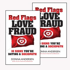 2 Red Flags books for store