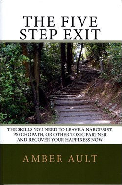 The 5 Step Exit – How to leave your sociopathic partner