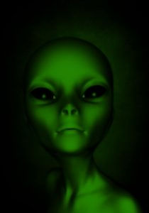 Think of sociopaths as aliens — it may help you understand them