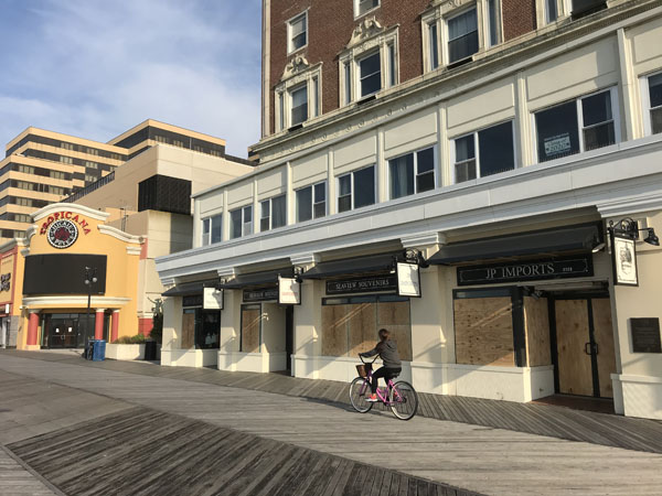 Atlantic City Boardwalk rioters are sociopaths
