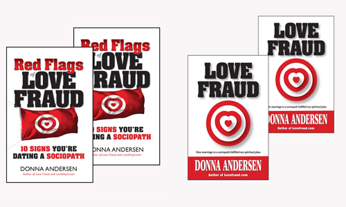 Lovefraud books