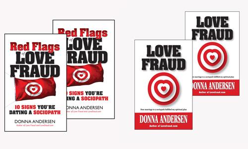 Lovefraud books