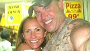 Yvonne Baldelli, left, was murdered by Brian Brimager.