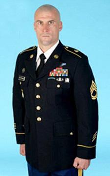 Sgt. First Class Charles Martland