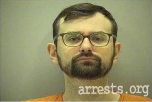Daniel Spence mug shot