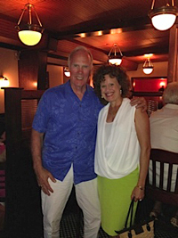 Terry Kelly and Donna Andersen