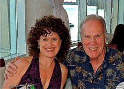 Donna Andersen and Terry Kelly