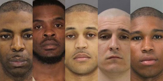 5 prison inmates steal $560K from military personnel in love fraud scam