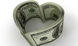 Money. Heart