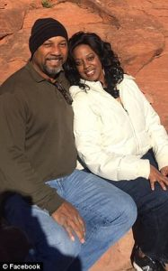 Cedric Anderson and Karen Smith.