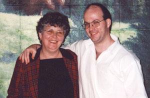 Joyce and Patrick Alexander