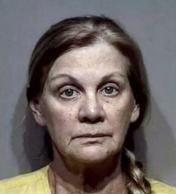 Wow! Lori Isenberg allegedly embezzles a half-million dollars, then her husband ends up dead