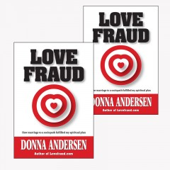 Lovefraud 2 books for store