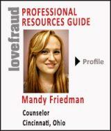 Mandy Friedman ad