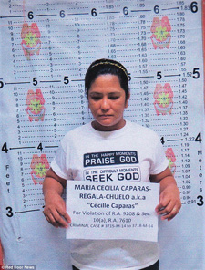 Maria Caparas