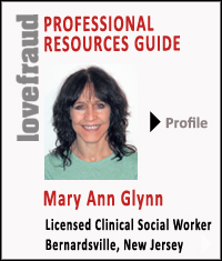 Mary Ann Glynn, LCSW, offers New video/call format for online chat 7/23/17 at New Time 5 pm EDT.