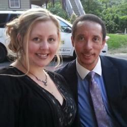 Mischele Lewis and Will Jordan