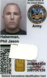 Phil Haberman ID