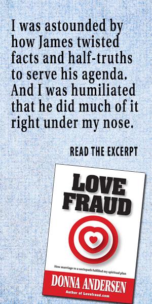 Love Fraud excerpt