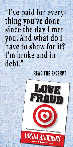 Love Fraud book excerpt