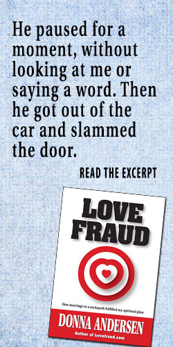 Love Fraud Book Excerpt