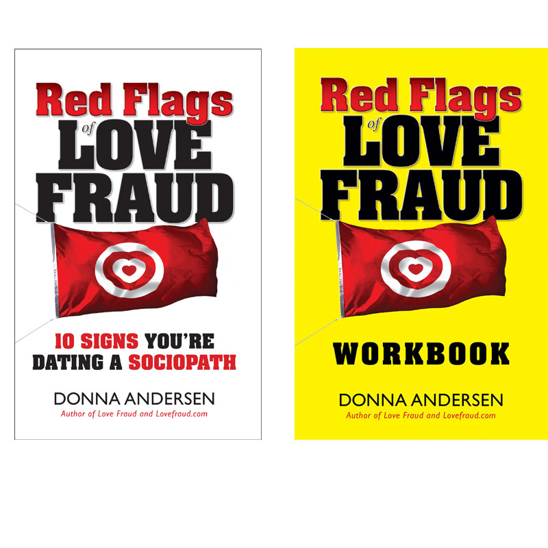 Red Flags of Love Fraud and Workbook