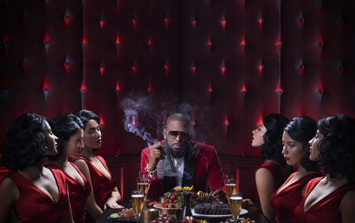 "Buzzfeed reports R&B star R. Kelly keeps a ""cult"" of women"