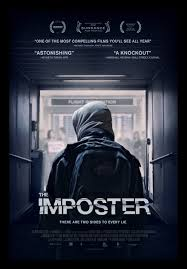 The impostor poster