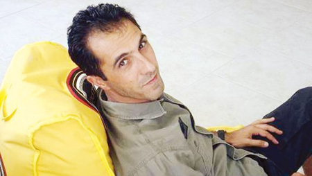 Cengiz Simsek in Turkey