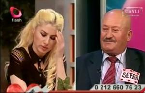 Turkish dating contestant