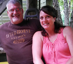Vicki and Mike Kuper
