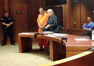 William Allen Jordan arraignment