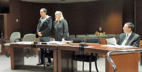 William Jordan court hearing