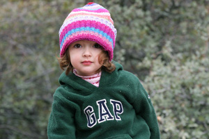 Young girl in Gap_300x200