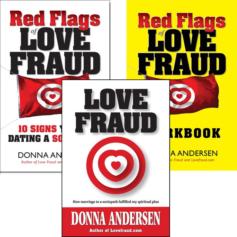All 3 Lovefraud books