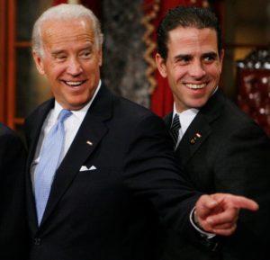 Joe Biden corruption allegations