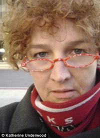 Katherine Underwood in disguise.