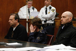 Palladino family in court