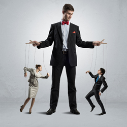 puppeteer and puppet business